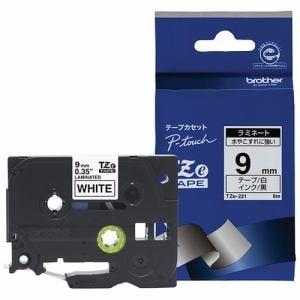 ブラザー ラベルテープ TZE221