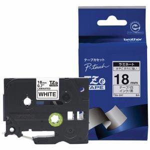ブラザー ラベルテープ TZE241
