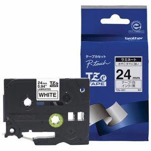 ブラザー ラベルテープ TZE251