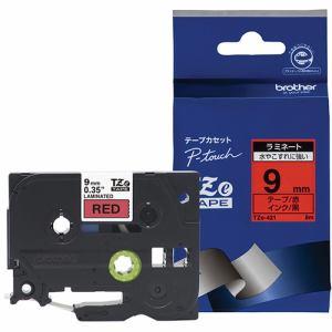 ブラザー ラベルテープ TZE421