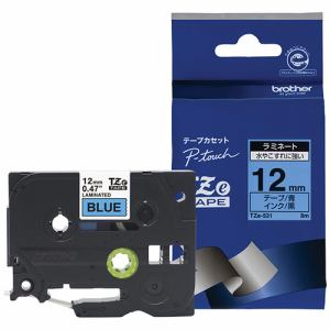 ブラザー ラベルテープ TZE531