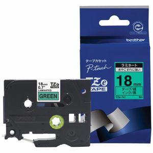 ブラザー ラベルテープ TZE741
