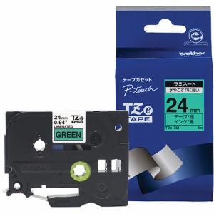 ブラザー ラベルテープ TZE751