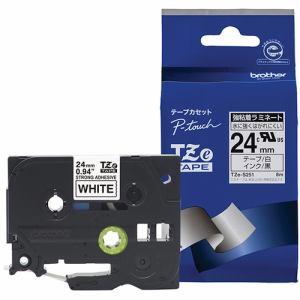 ブラザー ラベルテープ TZES251