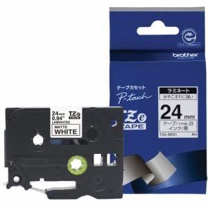 ブラザー ラベルテープ TZEM251