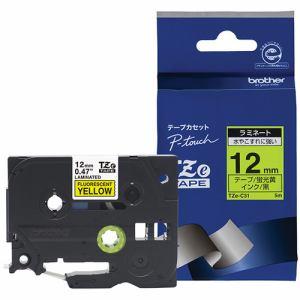 ブラザー ラベルテープ TZEC31