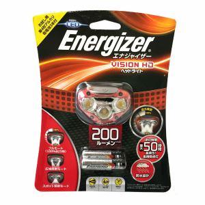 エナジャイザー HDL200RD LEDヘッドライト 959836 レッド 200ルーメン