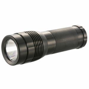 オーム電機 LHA-SP331-K 防水LEDズームライト IPX8 水中形 550lm