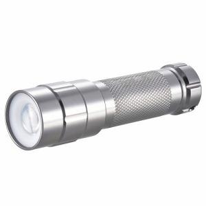 オーム電機 LDA-Y3WZ-S LEDズームライト防水 単3×1本使用