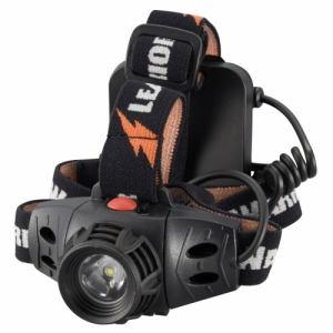 オーム電機 LC-SY333-K 防水 LEDヘッドライト 420ルーメン