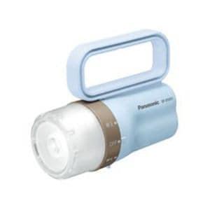 パナソニック BF-BM01-PA 懐中電灯 「電池がどっちかライト」 ペールブルー