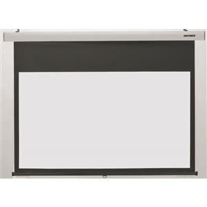 キクチ科学研究所 SES-100HDPGW 手動巻き上げスクリーン Stylist ES  白