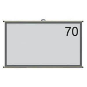 キクチ科学研究所 壁掛けタイプスクリーン WAV-70C