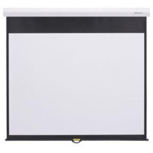 キクチ科学研究所 GSR-80HDW 80インチスプリングローラータイプ 16:9スクリーン