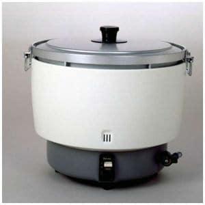 パロマ PR-101DSS-12A13A 【都市ガス12A・13A用】 業務用ガス炊飯器 (5.5升)