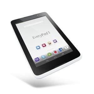 ヤマダ電機 オリジナルタブレット EveryPadⅡ ホワイト 59414614