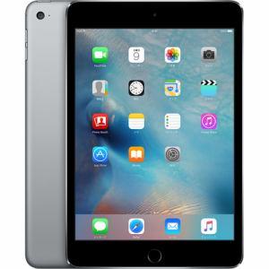 アップル(Apple) MK9N2J/A iPad mini 4 Wi-Fiモデル 128GB スペースグレイ