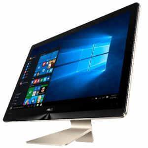 ASUS デスクトップパソコン Zen AiO Z240ICGK 23.8型 クールゴールド Z240ICGK-I76700T