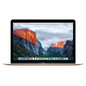 アップル(Apple) MLHE2J/A MacBook Retinaディスプレイ 12インチ Intel Core m3 1.1GHz 256GB ゴールド