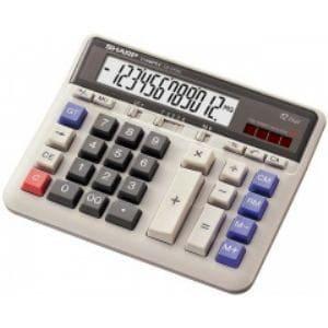 シャープ CS-2135L 電卓(セミデスクタイプ) 12桁