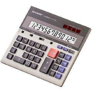 シャープ CS-2130L 電卓(セミデスクタイプ) 12桁