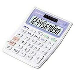 カシオ MW-102CL-N 抗菌電卓 10桁