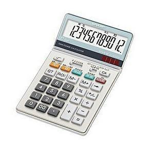 シャープ EL-N732K-X 電卓(ナイスサイズタイプ) 12桁
