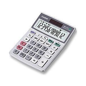カシオ MW-12GT-N スタンダード電卓 12桁