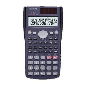 カシオ FX-290-N スタンダード関数電卓 10桁