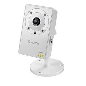 IOデータ マイク・スピーカー付き無線LAN対応ネットワークカメラ Qwatch TS-WLC2