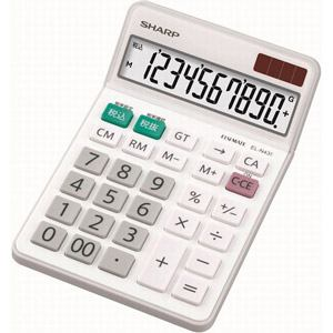 シャープ 卓上電卓 10桁 EL-N431X