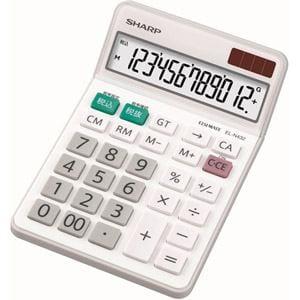 シャープ 卓上電卓 12桁 EL-N432X