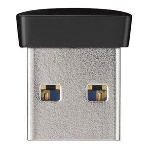BUFFALO USB3.0対応 マイクロUSBメモリー 8GB ブラック RUF3-PS8G-BK
