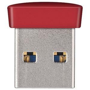 BUFFALO USB3.0対応 マイクロUSBメモリー 32GB レッド RUF3-PS32G-RD