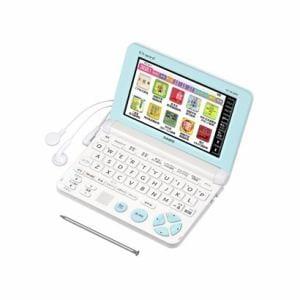 カシオ 電子辞書 「エクスワード」(小学生向けモデル、100コンテンツ収録) ホワイト XD-SK2800WE