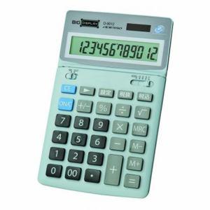 アデッソ ビッグディスプレイ卓上電卓 12桁 D-9012
