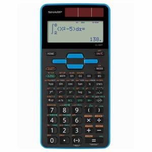 シャープ EL-509T-AX 関数電卓 559関数スタンダードモデル(青)