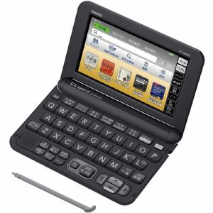 カシオ XD-G8000BK 電子辞書 「EX-word(エクスワード)」 (生活・ビジネスモデル、140コンテンツ収録) ブラック