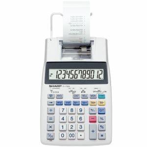 シャープ EL-1750V プリンタ電卓(セミデスクトップタイプ)
