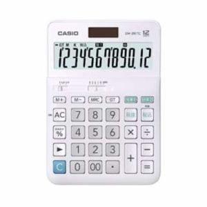 カシオ DW-200TC-N W税計算対応電卓 12桁