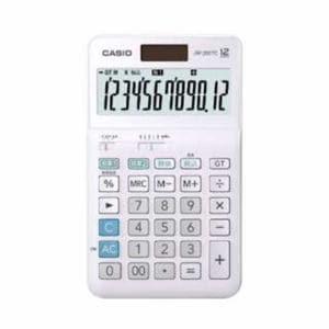 カシオ JW-200TC-N W税計算対応電卓 12桁
