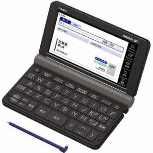 カシオ XD-SX6500-BK 電子辞書「エクスワード(EX-word)」 (生活教養モデル 160コンテンツ収録) ブラック
