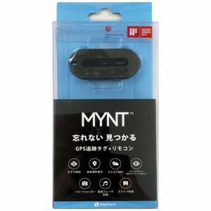 ウイルコム M01S-BK MYNT GPS追跡タグ+リモコン ブラック