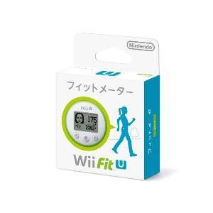 任天堂 【WiiU】 フィットメーター(ミドリ) WUP-A-SMWB