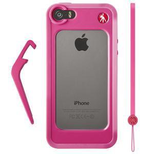 マンフロット MCKLYP5S-P iPhone 5/5S用 KLYP + バンパー ピンク