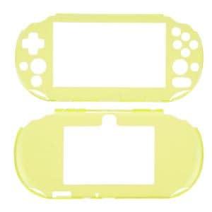 サイバーガジェット 【PS Vita2000】 CYBER・イージーハードケース(PCH-2000用) 〈クリアライムグリーン〉 CY-PV2EHC-LG