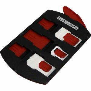 アール・エム RM-2559 SIMアダプターセット SIM PIN & 収納ケース付