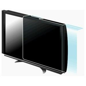 ブライトンネット 50V型対応 薄型テレビ用保護パネル(映り込み軽減タイプ) BTV-PP50