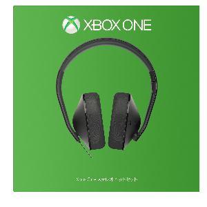 マイクロソフト Xbox One ステレオ ヘッドセット 6JV-00008