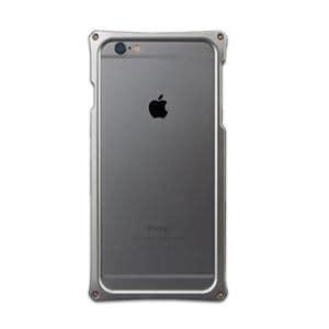 アビー AJ-6X01B-S iPhone6専用アルミジャケット